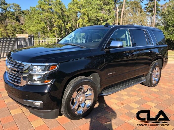 2015 Chevrolet Tahoe LTZ The Woodlands TX