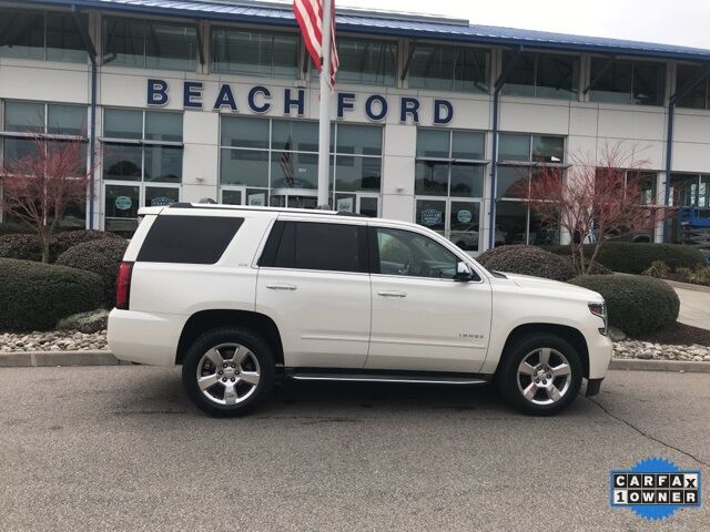 2015 Chevrolet Tahoe LTZ Virginia Beach VA