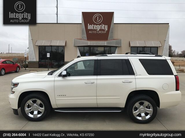 2015 Chevrolet Tahoe LTZ Wichita KS