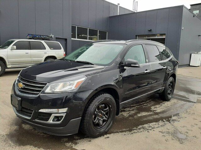 2015 Chevrolet Traverse 1LT | AWD | CLOTH | *GREAT CONDITION* Calgary AB
