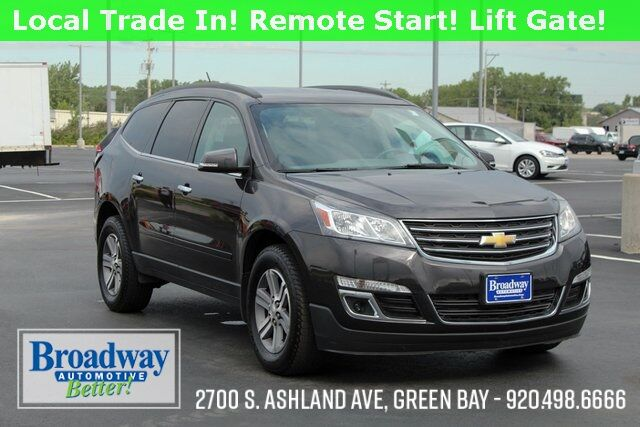 2015 Chevrolet Traverse 2LT Green Bay WI