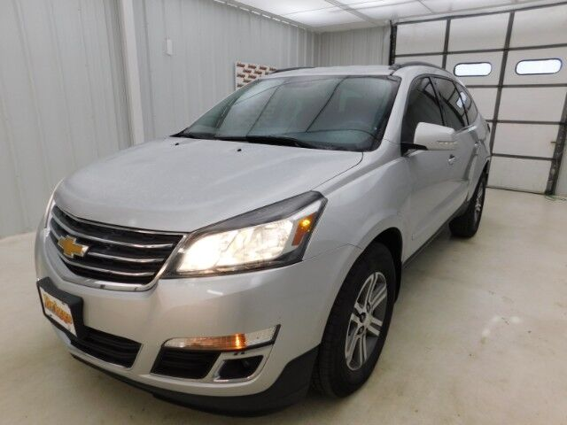 2015 Chevrolet Traverse AWD 4dr LT w/2LT Manhattan KS