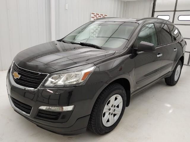 2015 Chevrolet Traverse FWD 4dr LS Manhattan KS