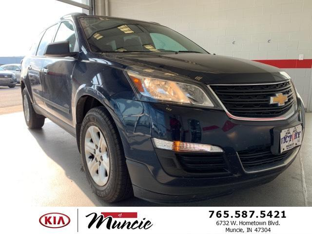 2015 Chevrolet Traverse FWD 4dr LS Muncie IN