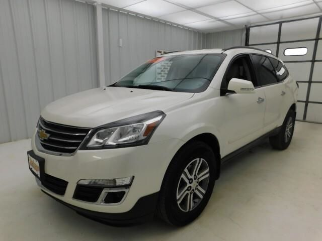 2015 Chevrolet Traverse FWD 4dr LT w/2LT Manhattan KS