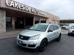 2015_Chevrolet_Traverse_LS AWD w/PDC_ Colorado Springs CO