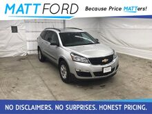 2015_Chevrolet_Traverse_LS_ Kansas City MO
