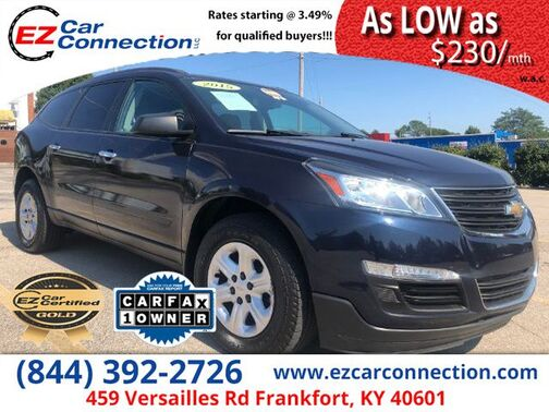 2015_Chevrolet_Traverse_LS FWD w/PDC_ Frankfort KY