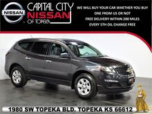 2015_Chevrolet_Traverse_LS_ Topeka KS