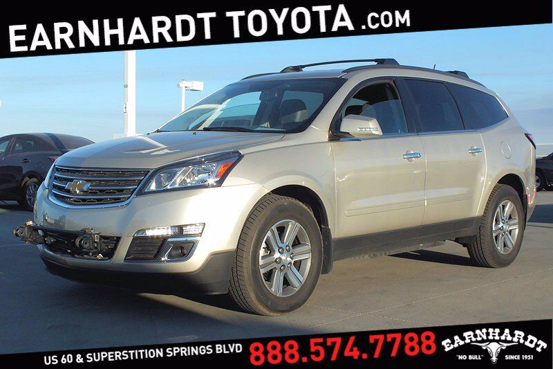 2015 Chevrolet Traverse LT AWD *3rd Row Seating!* Mesa AZ