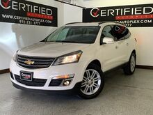 2015_Chevrolet_Traverse_LT AWD REAR CAMERA REAR PARKING AID BLUETOOTH REAR A/C 3RD ROW SEAT HEATED_ Carrollton TX
