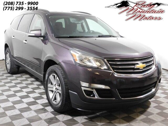 2015 Chevrolet Traverse LT Elko NV