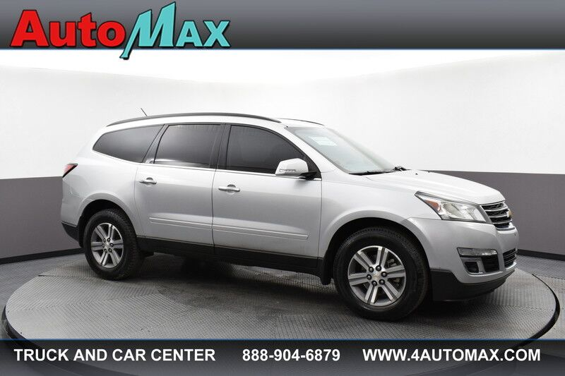 2015 Chevrolet Traverse LT FWD