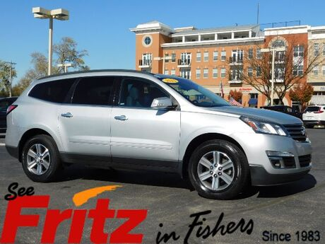 2015 Chevrolet Traverse LT Fishers IN