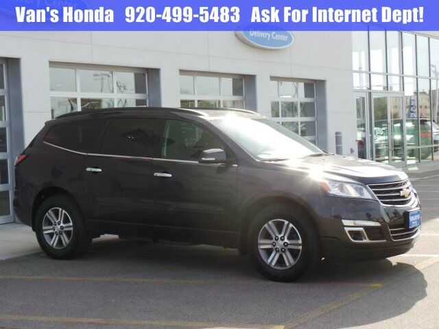 2015 Chevrolet Traverse LT Green Bay WI