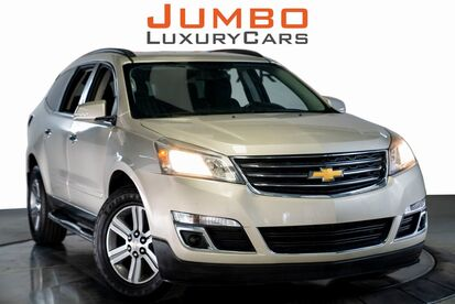 2015_Chevrolet_Traverse_LT_ Hollywood FL