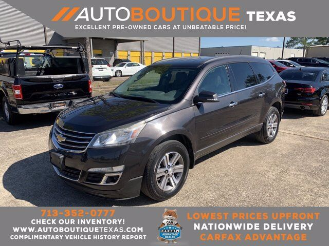 2015 Chevrolet Traverse LT Houston TX
