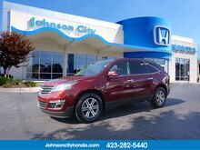 2015_Chevrolet_Traverse_LT_ Johnson City TN