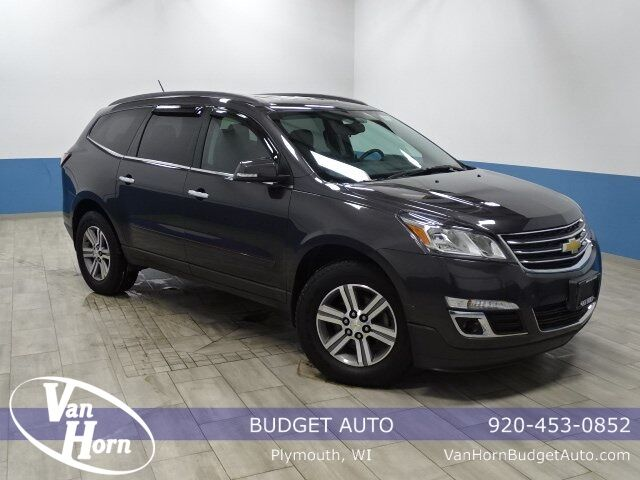 2015 Chevrolet Traverse LT Plymouth WI