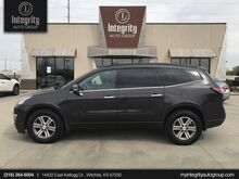 2015_Chevrolet_Traverse_LT_ Wichita KS