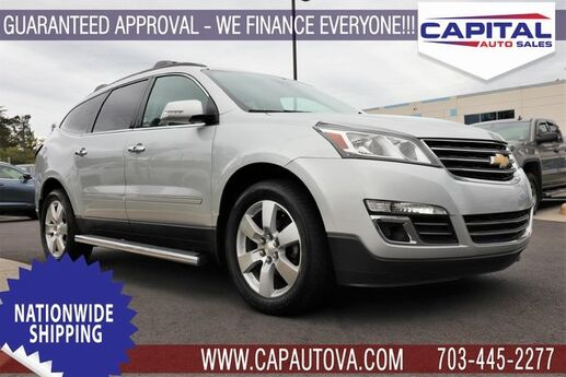 2015 Chevrolet Traverse LTZ Chantilly VA