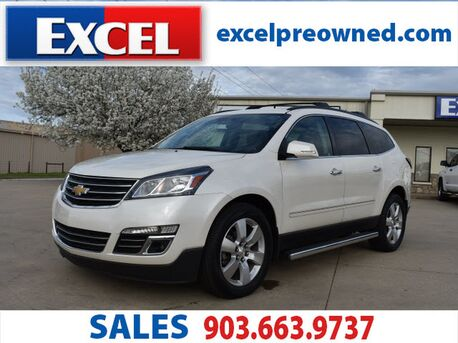 2015_Chevrolet_Traverse_LTZ_ Longview TX