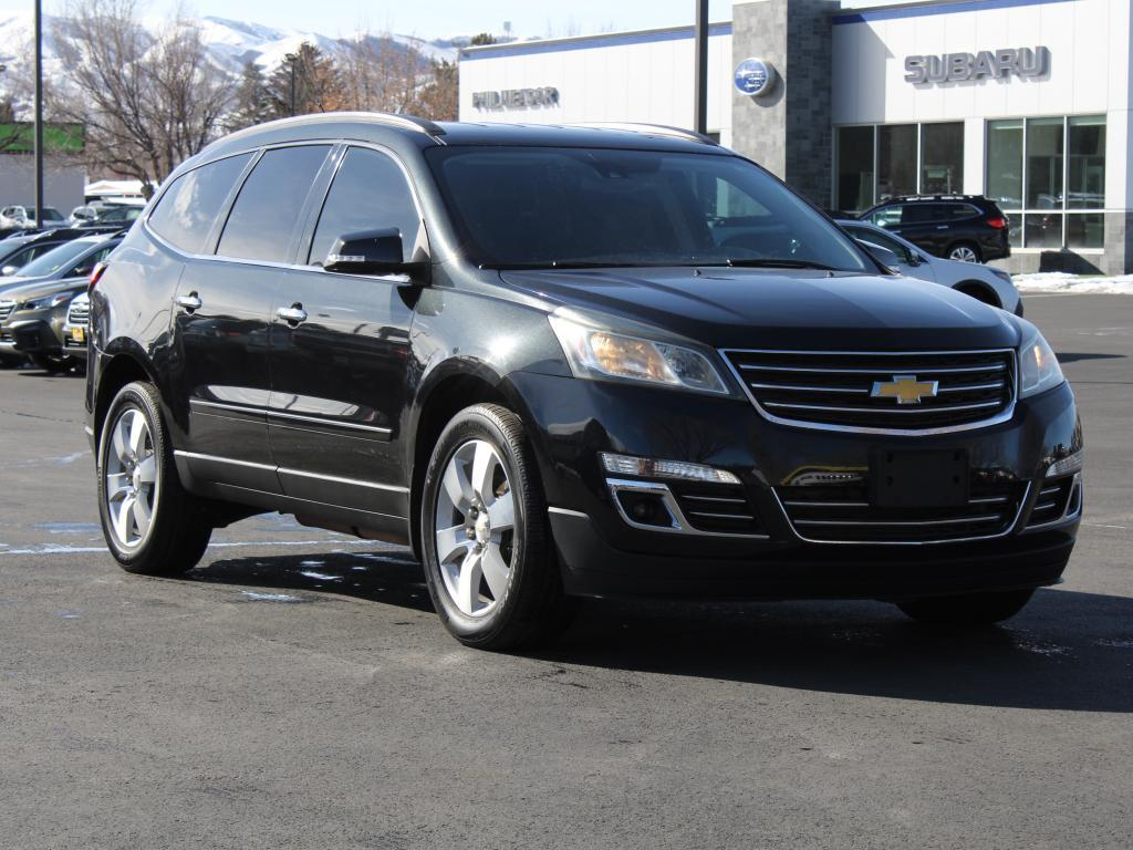 2015 Chevrolet Traverse LTZ Pocatello ID