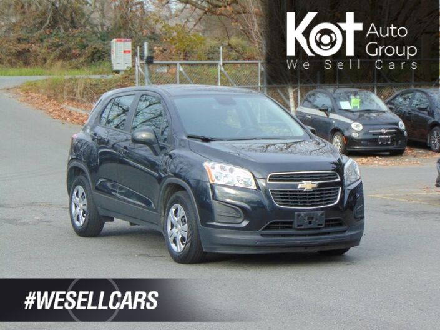 2015 Chevrolet Trax FWD 4dr LS Penticton BC