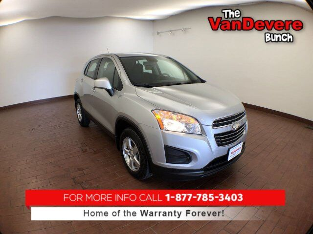 2015 Chevrolet Trax LS Akron OH