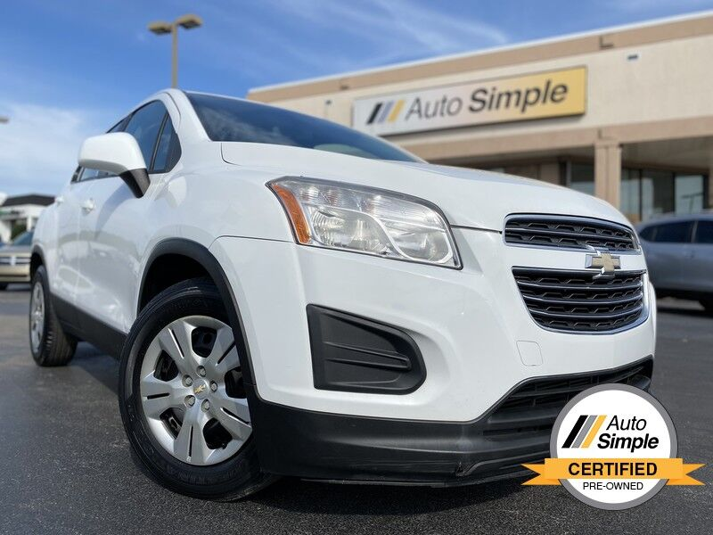 2015 Chevrolet Trax LS Chattanooga TN