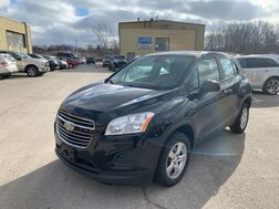 2015_Chevrolet_Trax_LS_ Cleveland OH