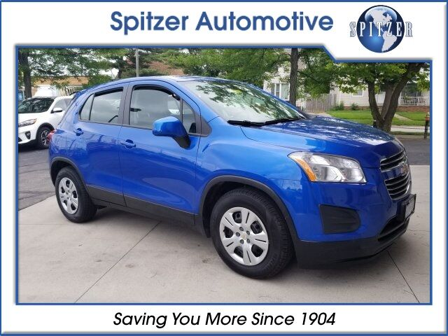 2015 Chevrolet Trax LS Cleveland OH