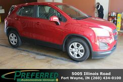 2015_Chevrolet_Trax_LS_ Fort Wayne Auburn and Kendallville IN