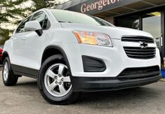 2015_Chevrolet_Trax_LS_ Georgetown KY