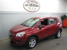 2015_Chevrolet_Trax_LS_ Holliston MA