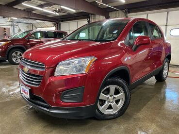 2015_Chevrolet_Trax_LS_ Worcester MA