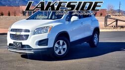 2015_Chevrolet_Trax_LT AWD_ Colorado Springs CO