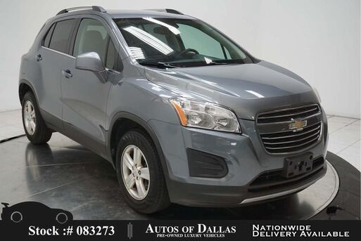 2015_Chevrolet_Trax_LT CAM,SUNROOF,PARK ASST,16IN WHLS_ Plano TX