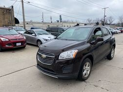 2015_Chevrolet_Trax_LT_ Cleveland OH
