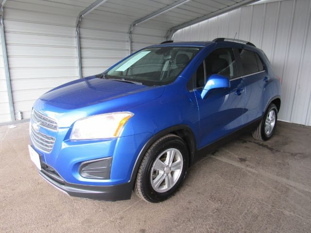 2015 Chevrolet Trax LT FWD Dallas TX