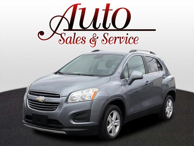2015 Chevrolet Trax LT Indianapolis IN