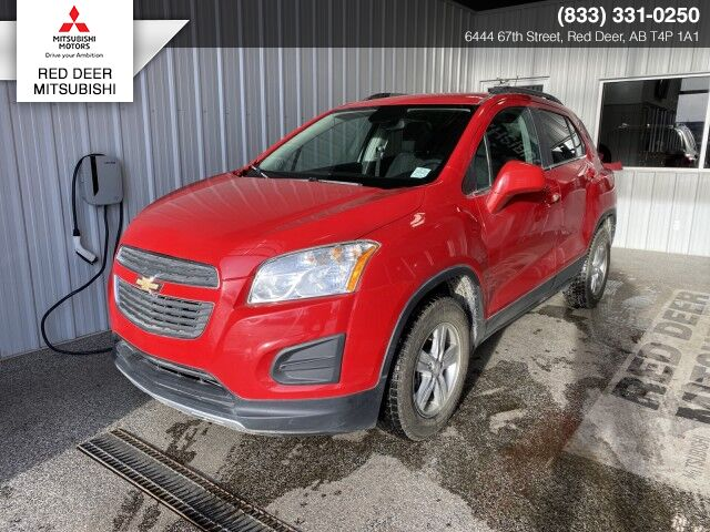2015 Chevrolet Trax LT Red Deer County AB