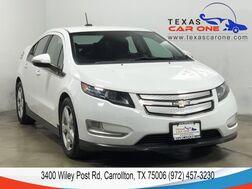 2015_Chevrolet_Volt_AUTOMATIC KEYLESS START LEATHER STEERING WHEEL CRUISE CONTROL AL_ Carrollton TX