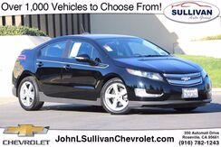 2015_Chevrolet_Volt_BASE_ Roseville CA