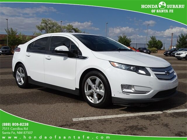 2015 Chevrolet Volt Base Santa Fe NM