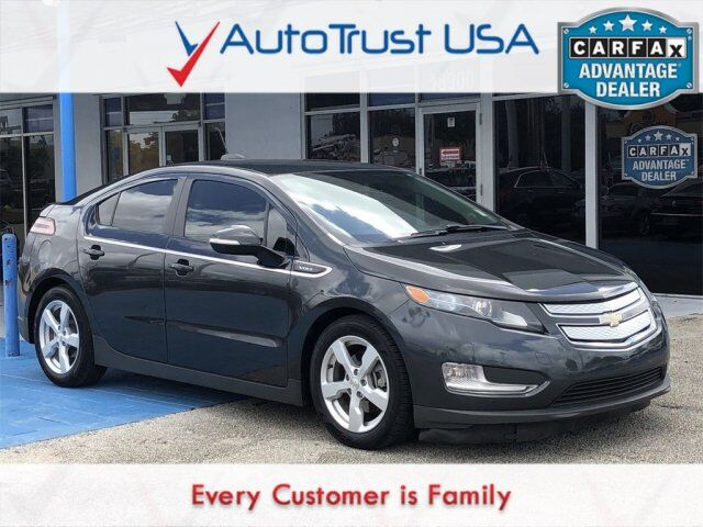 2015 Chevrolet Volt Base Miami FL