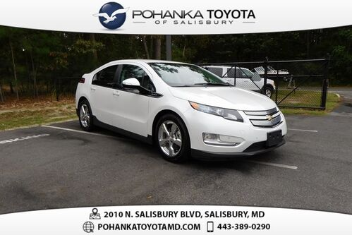 2015_Chevrolet_Volt_Base_ Salisbury MD