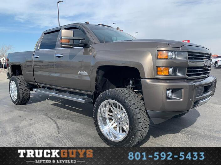 2015 Chevy 3500 High Country West Valley City UT