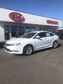 2015_Chrysler_200_4DR SDN LIMITED FWD_ Yakima WA