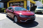 2015 Chrysler 200 4d Sedan Limited I4